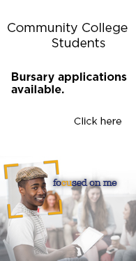 Credit Union Bursaries. Click here for details.