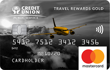 Travel Rewards Gold Mastercard®