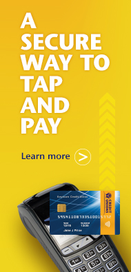 A secure way to tap and pay. Learn more.
