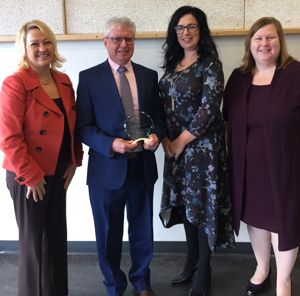 2019 Outstanding Corporate Philanthropy Award