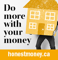Do more with your money. HonestMoney.ca